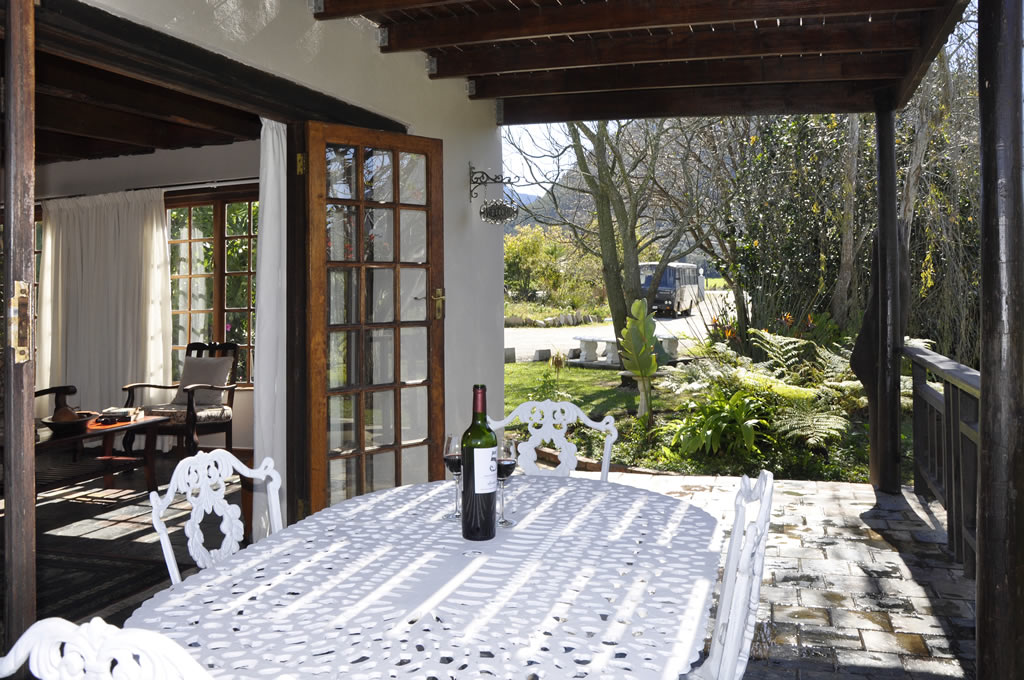 Exterior With Private Patio And Barbeque Facilities